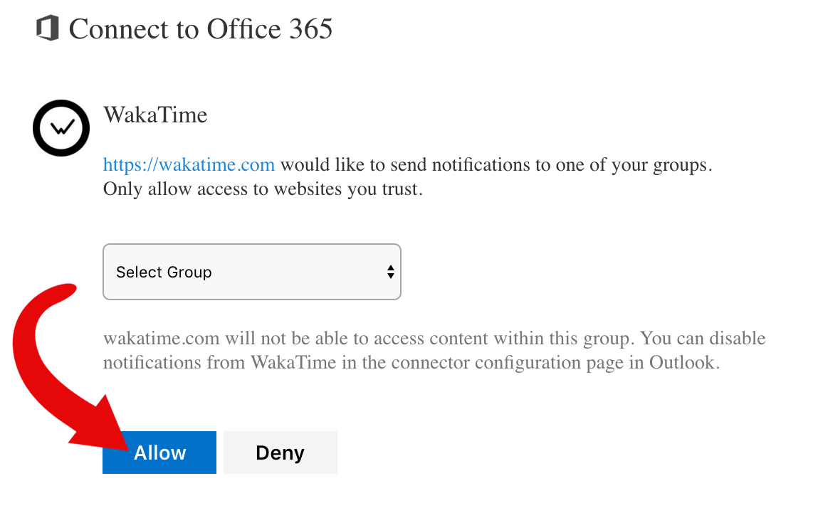 Get Team Coding Updates with WakaTime in Microsoft Office 365 · WakaTime